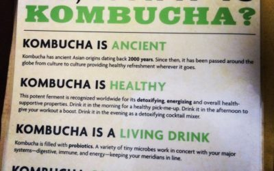 What is Kombucha? Good for you?