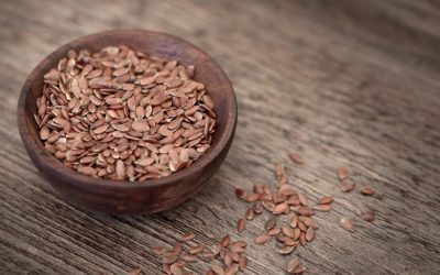 Flaxseeds Improve Cardiovascular Health