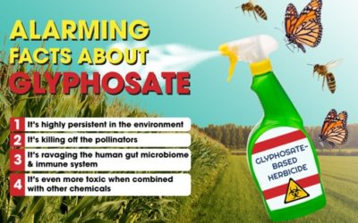 Alarming Facts About Glyphosate
